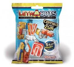 Letrabots Combo Big Robot ZUR   Z Zombot
