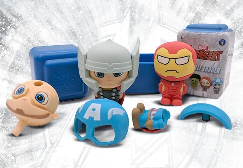 Marvel Puzzle Palz giochi Avengers | Shop Cicaboom