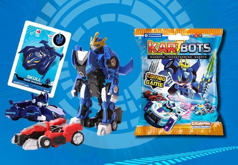 KartBots macchine robot giocattolo | Shop Cicaboom