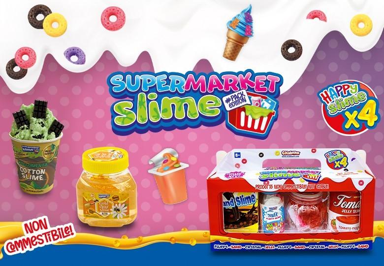 Supermarket Slime Food | Shop Cicaboom