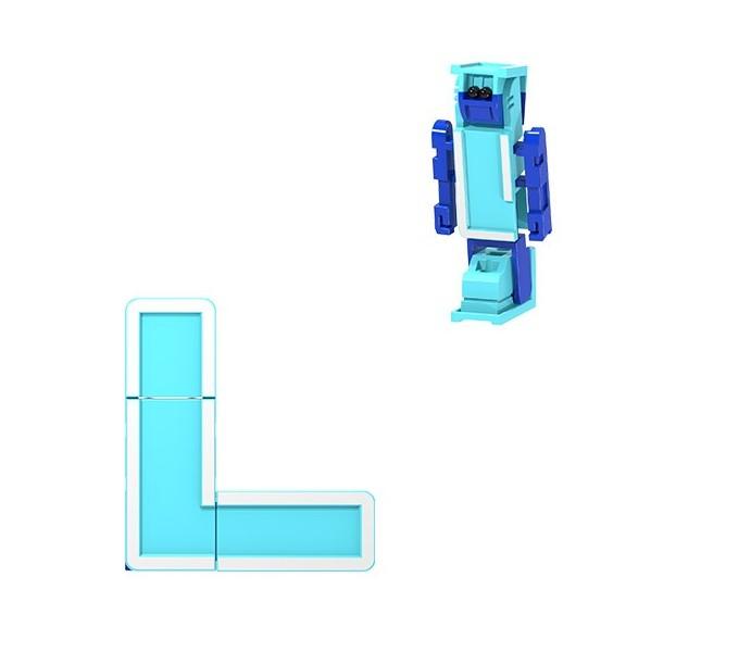 Letrabots Combo Big Robot MOK | L Lux + punto e virgola