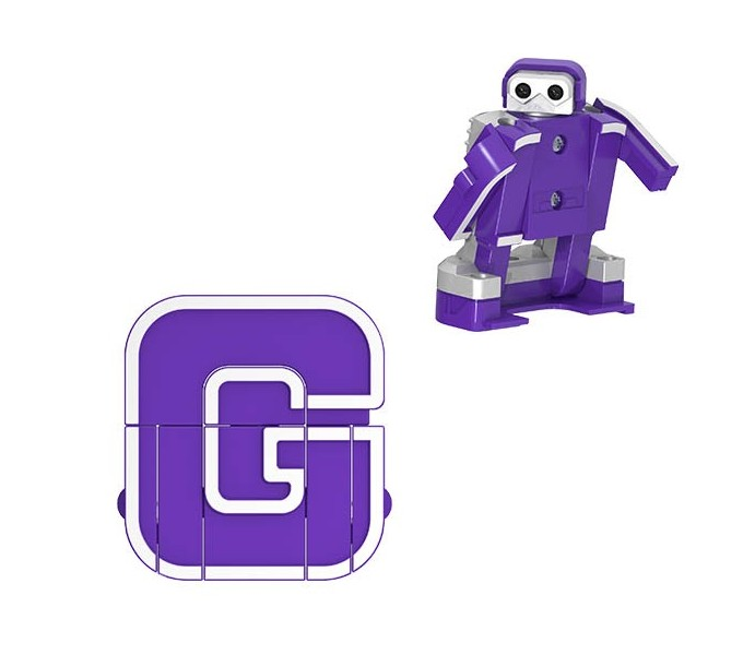 Letrabots Combo Big Robot ADE   G Genesis