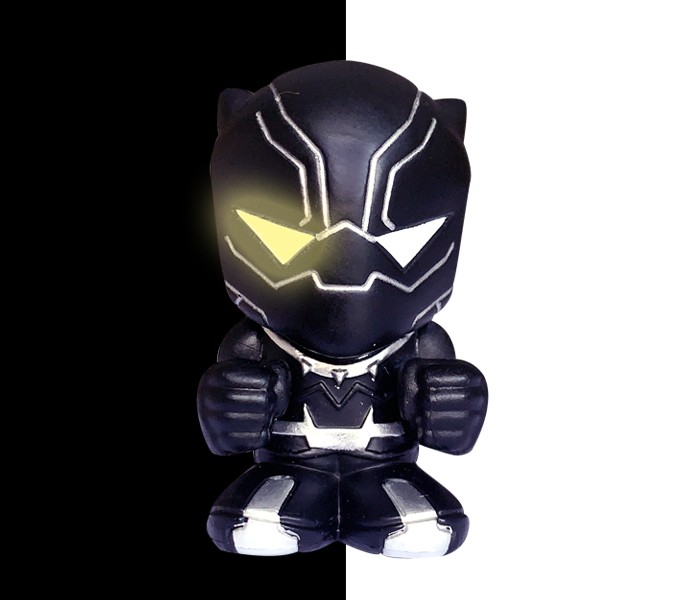 Marvel Boomez 2 | Black Panther special GLOW IN THE DARK