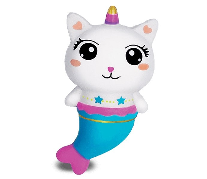 Pushy Pushy | Katze Sirene