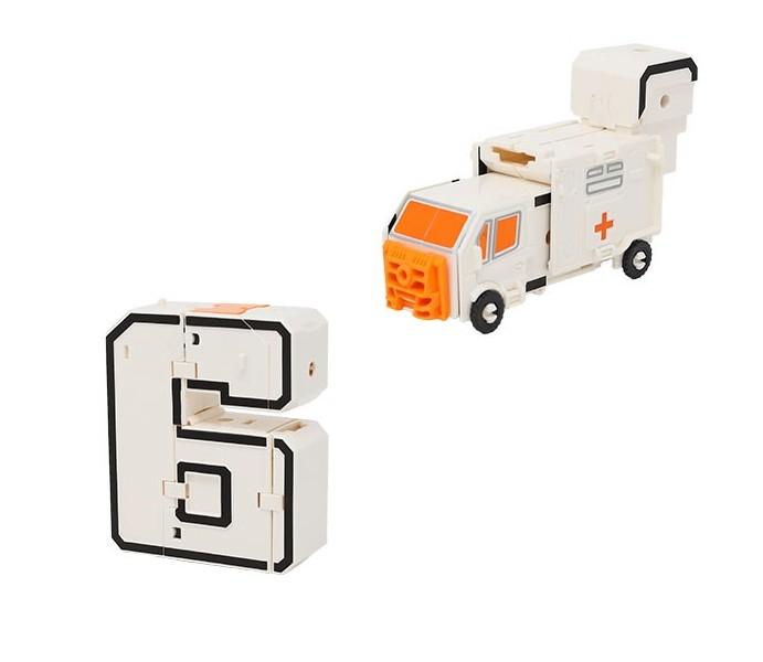 Numberbots   6 Ambulance + Pluszeichen