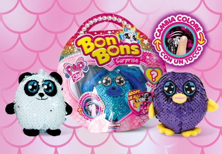 Bon Bons glitzernde Tiere   Shop Cicaboom