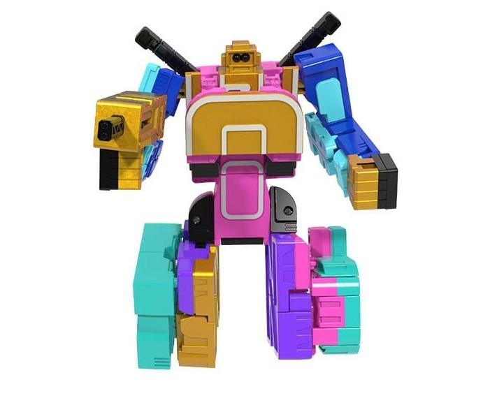 copy of Letrabots Combo Big Robot MOK | Hash Tag