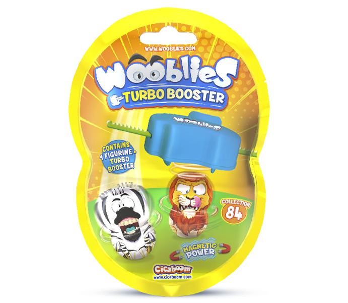 Wooblies Turbo Booster