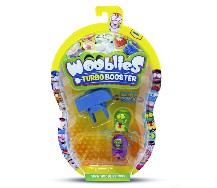 Wooblies Turbo Booster (blister)