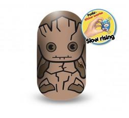 Marvel Puniz Squishy Battle   Groot