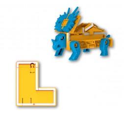 Letranimal Jurassik Combo | L Lollo