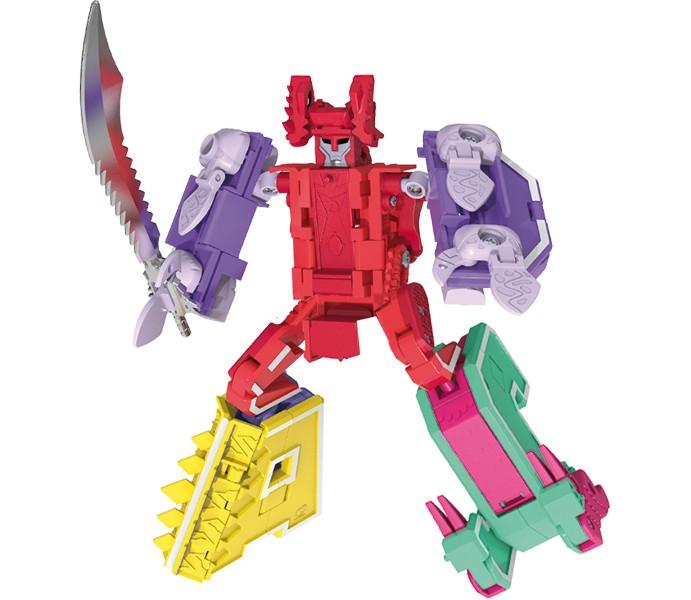Letranimal Jurassik Combo   Big Robot Saurum