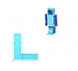 Letrabots Combo Big Robot MOK | L Lux