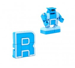 Letrabots Combo Big Robot ZUR | R Rambot