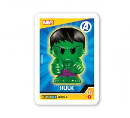 Marvel Boomez 2 | Hulk special TRANSPARENT GLOW IN THE DARK