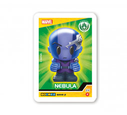 Marvel Boomez 2   Nebula special GLOW IN THE DARK