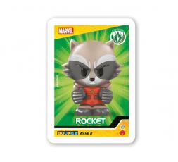 Marvel Boomez 2   Rocket special GLOW IN THE DARK