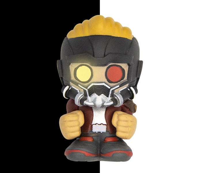Marvel Boomez 2 | Star-lord special GLOW IN THE DARK