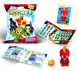 Marvel Boomez 2 | Captain Marvel special GLOW IN THE DARK