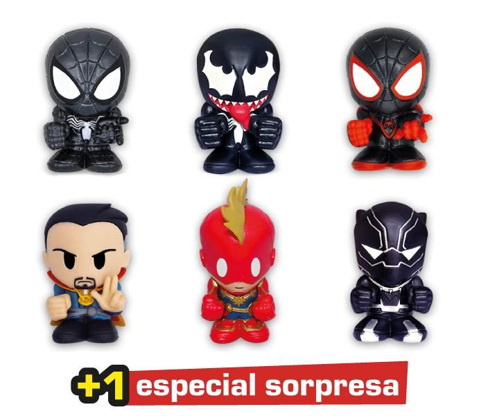 Marvel Boomez 2   Spider-man & Friends