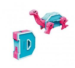 LetrAnimal Fluo Collection Dino