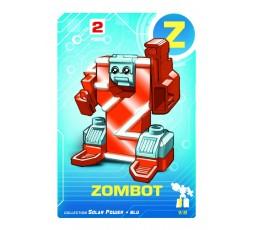 Letrabots Combo Big Robot ZUR | Z Zombot