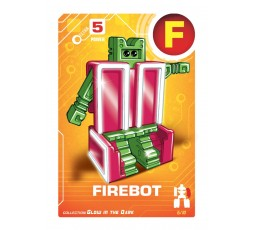 Letrabots Combo Big Robot ADE   F Firebot