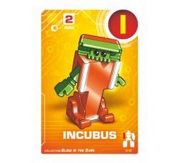 Letrabots Combo Big Robot ADE | I Incubus