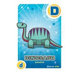Letrazoo D Dinosaur