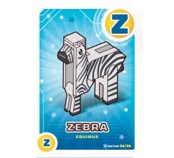 Letrazoo Z Zebra