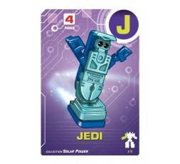 Letrabots Combo Big Robot MOK | J Jedi