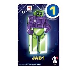 Letrabots Numbers Combo Big Robot 1 Jab1