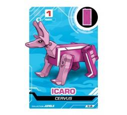 LetrAnimal Solar Power Collection Icaro