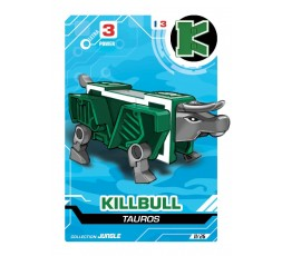 LetrAnimal Solar Power Collection Killbull