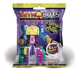 Letrabots Combo Big Robot MOK   P Pyro