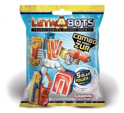 Letrabots Combo Big Robot ZUR   V Vegatron