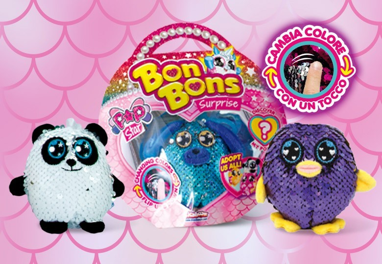 Bon Bons animali glitterati | Shop Cicaboom