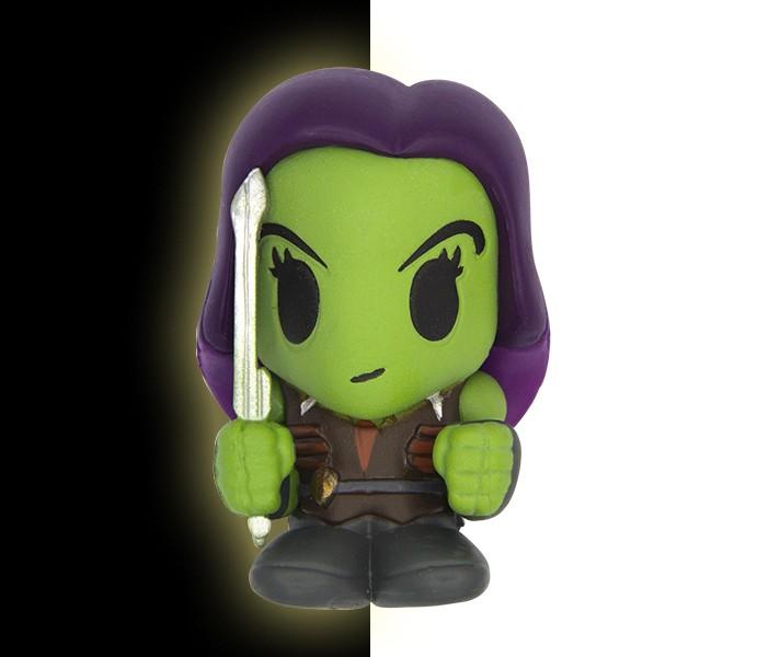 Marvel Boomez 2   Gamora special GLOW IN THE DARK