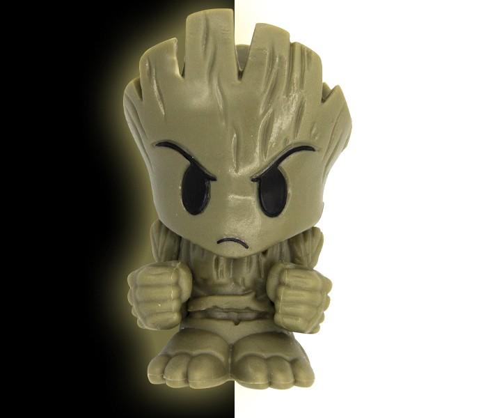 Marvel Boomez 2   Groot special GLOW IN THE DARK