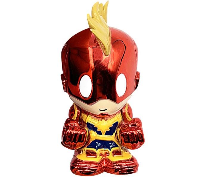 Marvel Boomez 2   Captain Marvel special CHROME