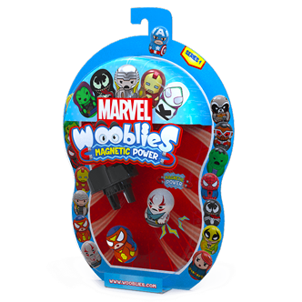 Marvel Wooblies-bustine
