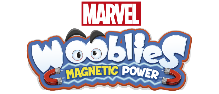 Marvel Wooblies-logo